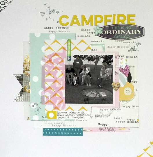 Campfire v2 original