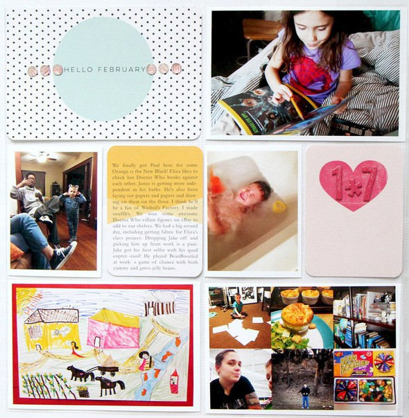 Pocket scrapbooking with studio calico digital printables   the nerd nest 3