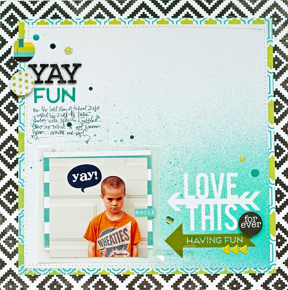 Yay fun   maggie massey  heidiswapp favorite things