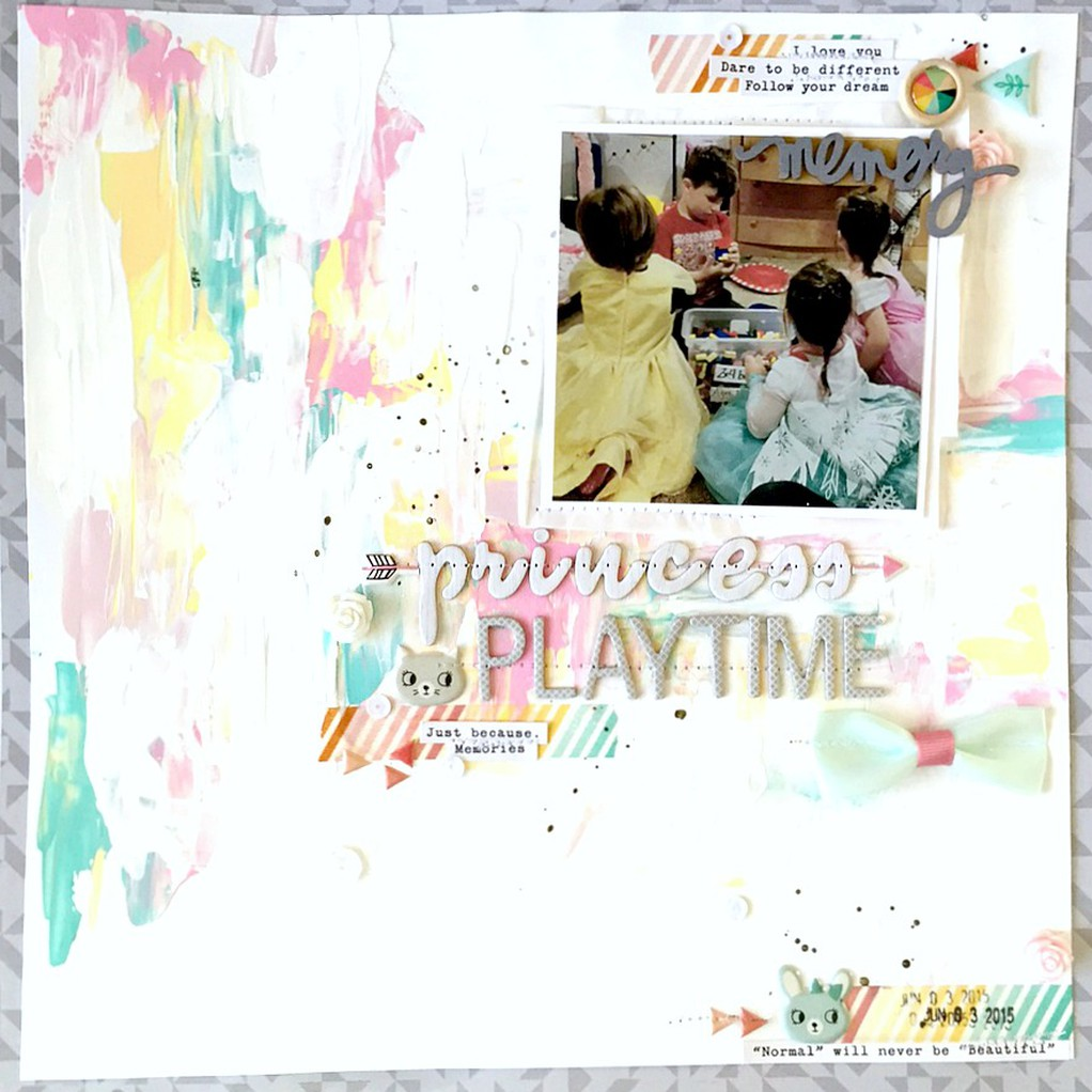Princess playtime layout   ls original