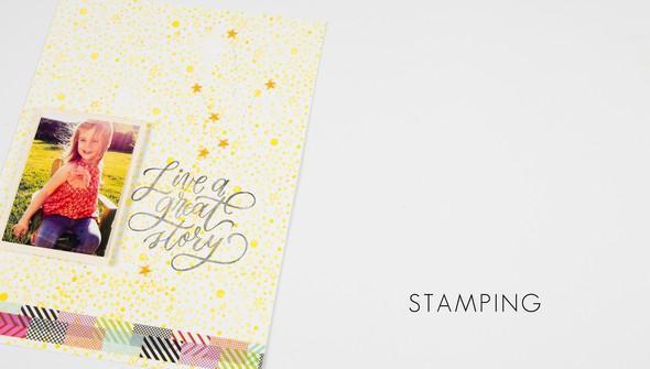11 stamping original