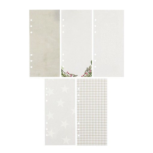Picture of December Daily® 2019 3x8 Transparency Bundle