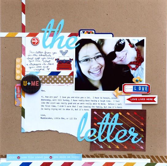 Ursula schneider   the letter   lo