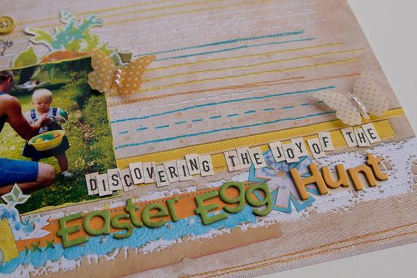 Joy of the easter egg hunt 5