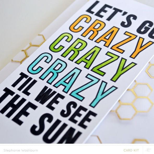 Taffy crazy (close)