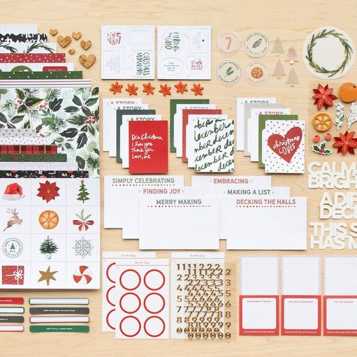 Picture of  December Daily® 2021 Main Kit