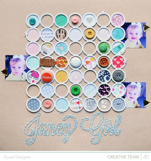 Janey girl by paige evans