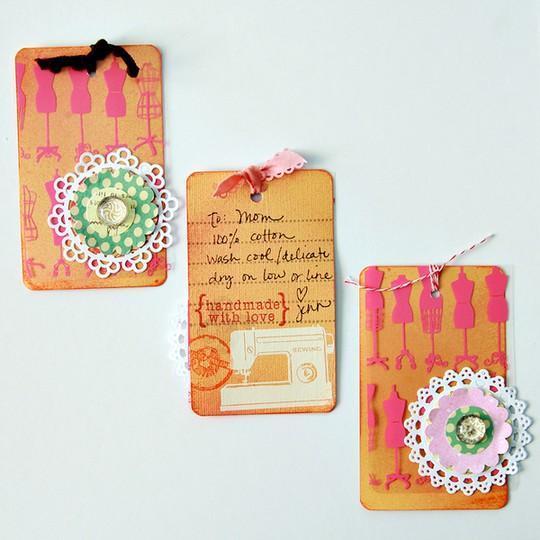 Jo handmade labels
