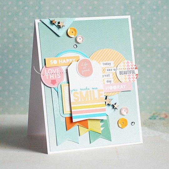 Any occasion card 111