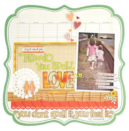 Spell love 2
