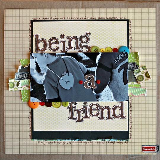 Jo friend
