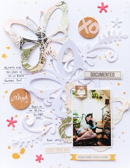 Hello weekend for sizzix layout by evelynpy original