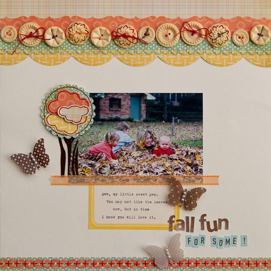 Fall fun for some web 1