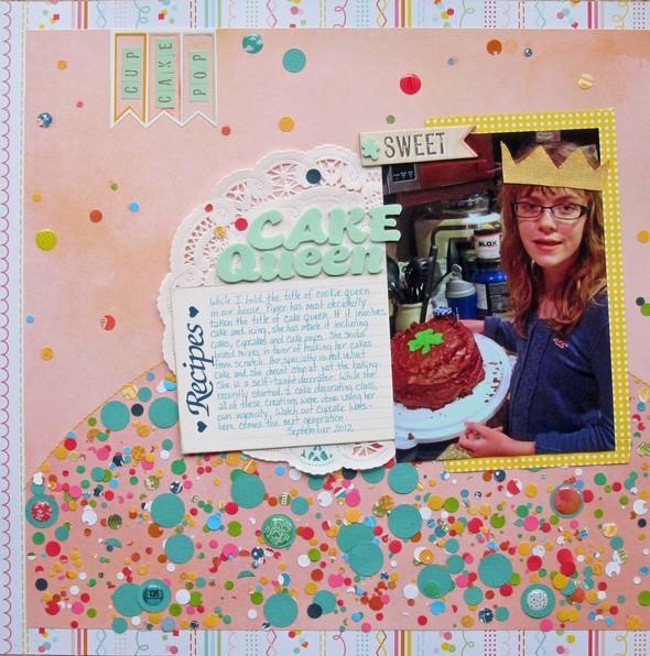 Cake queen left betsy gourley