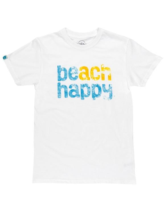 108482 beach happy short sleeve white women slider 3 original