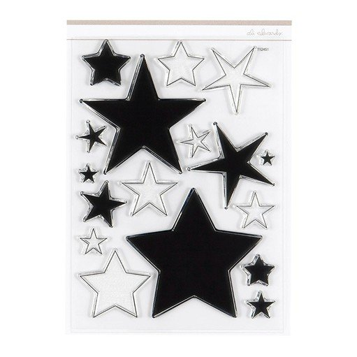 Picture of Star 6x8 Stamp Set