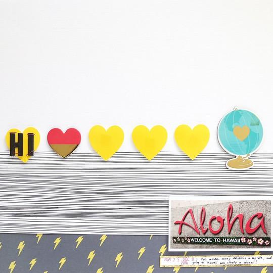 Aloha web original