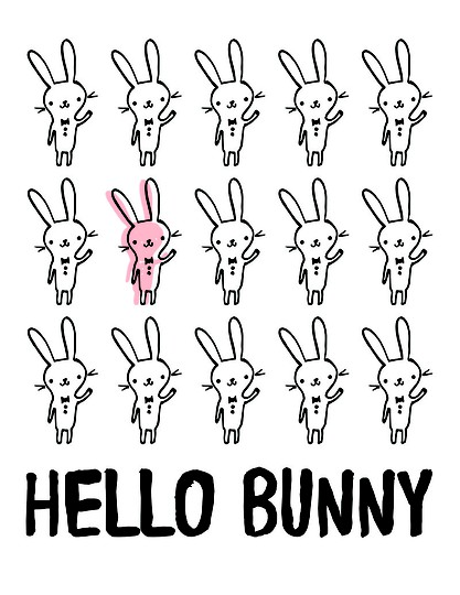 Hellobunny web