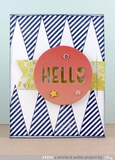 Shay hello pennant 1