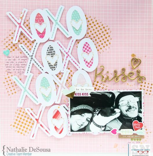 Sn kisses  nathalie desousa 6 original