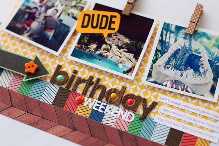 Birthdayweekend detail