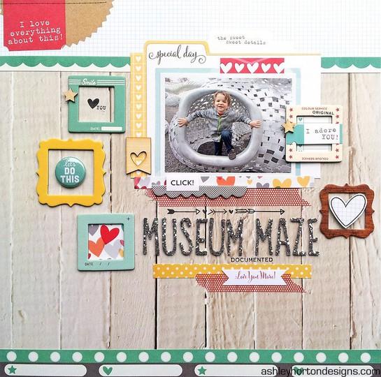 Museum maze1