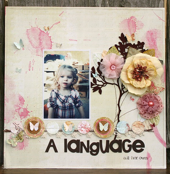 A language all her own amy parker prima dt