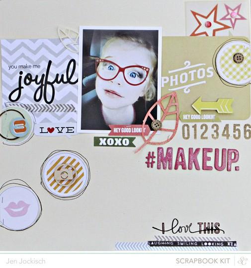 Makeup main
