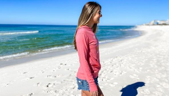 137604 beach trip essentials pullover hoodie women melon slider5 original