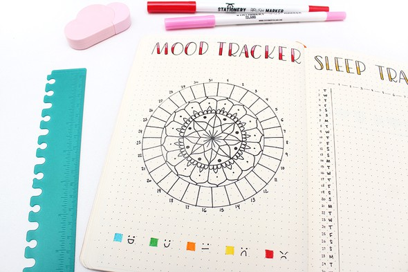Mood mandala copy original