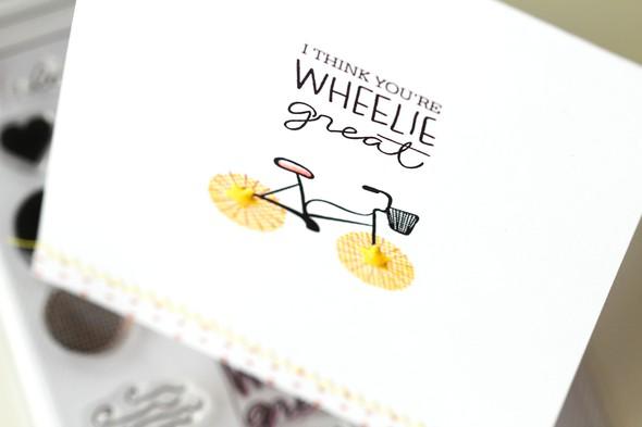 Wheelie sneak original