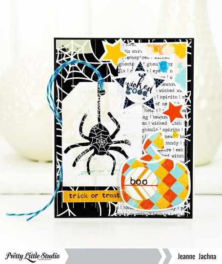 Wicked good spider original