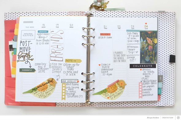 Sc ct oct planner spread original