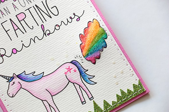 Rainbow farts by natalie elphinstone original