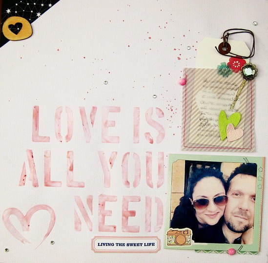 Layout 63 love is all you need