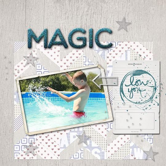 Web magic