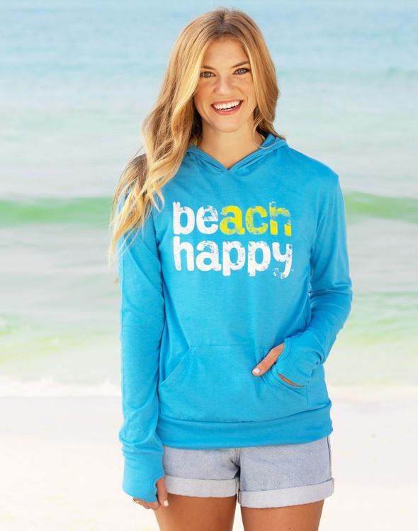 108549 beach happy pullover hoodie 30a blue women slider 1 original
