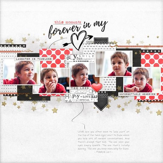 Forever in my heart 700 original