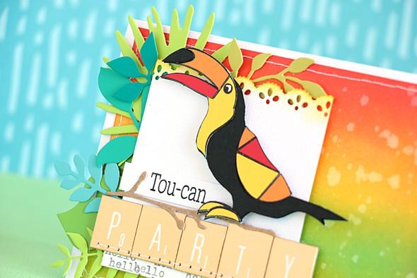 Toucan party detail original