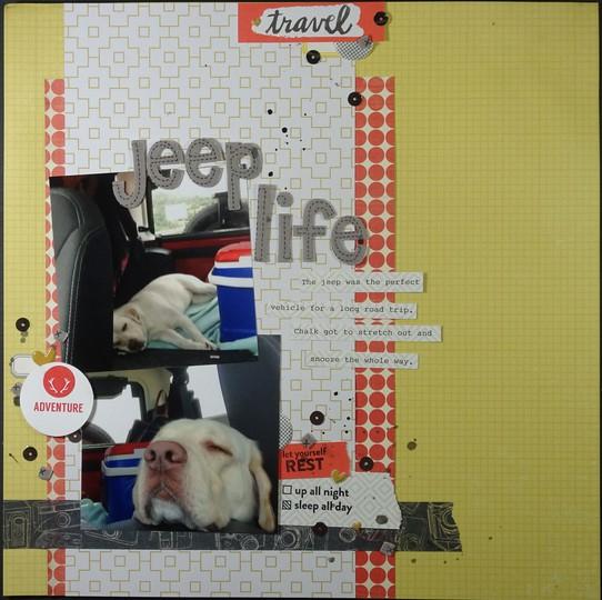 Jeep life original