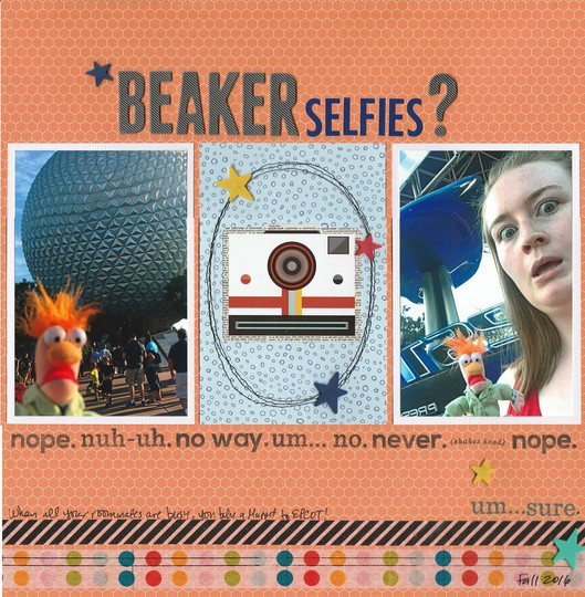 Beaker selfies original