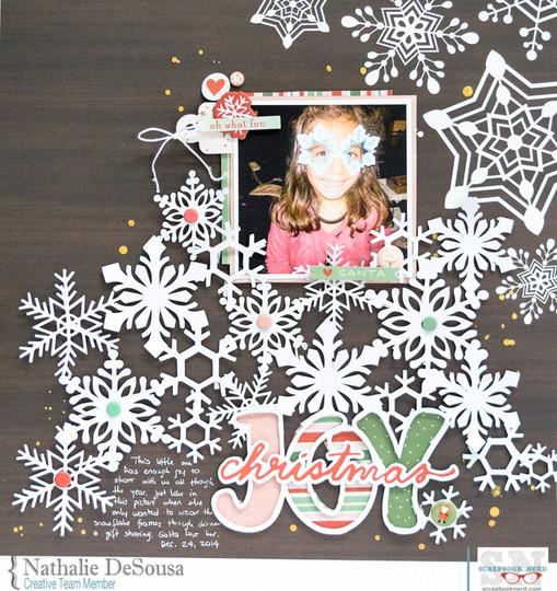 Sn nathalie desousa christmas joy 2 original