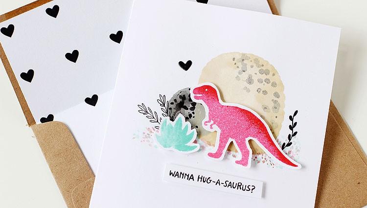 Hugasaurus original