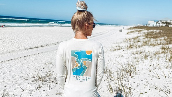 137698 protect our beaches long sleeve tee women cream slider1 original