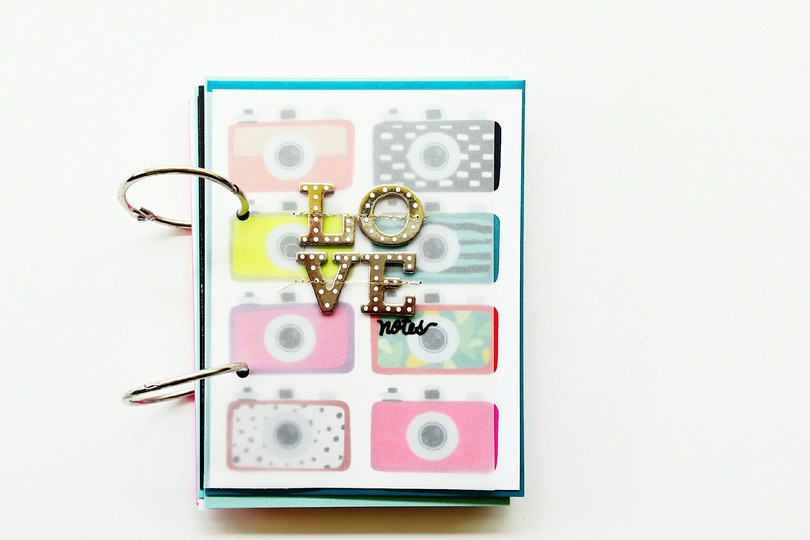 Love notes mini cover