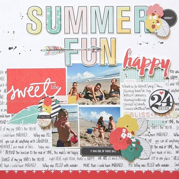 Summer fun original