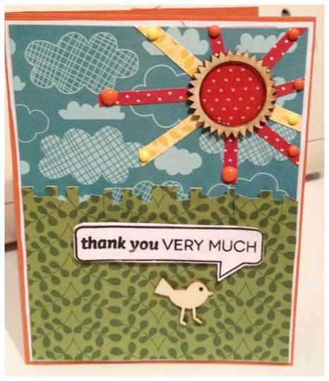 Card thankyouverymuch
