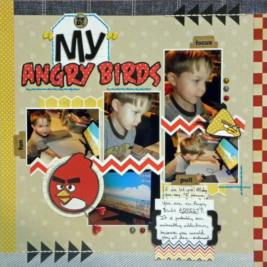 My angry birds