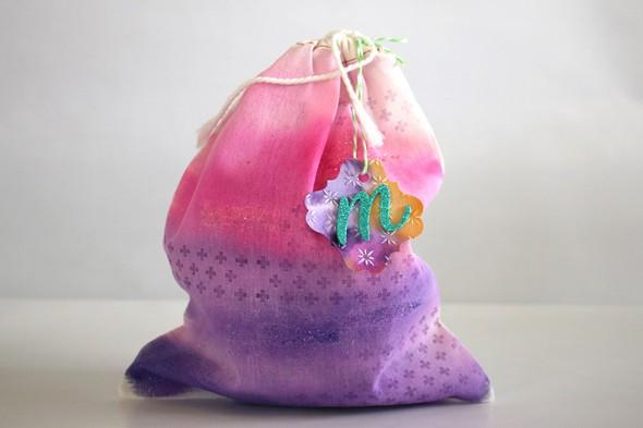 Bags purple
