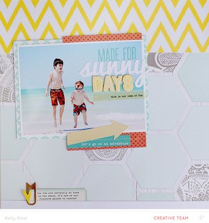 Sunny days   studio calico wanderlust collection   kelly noel